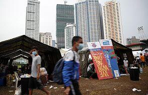 Filipiny odnotowały rekordowy, niemal 5-tysięczny wzrost zakażeń