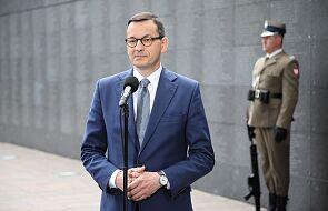 Premier zachęca do wsparcia akcji BohaterON