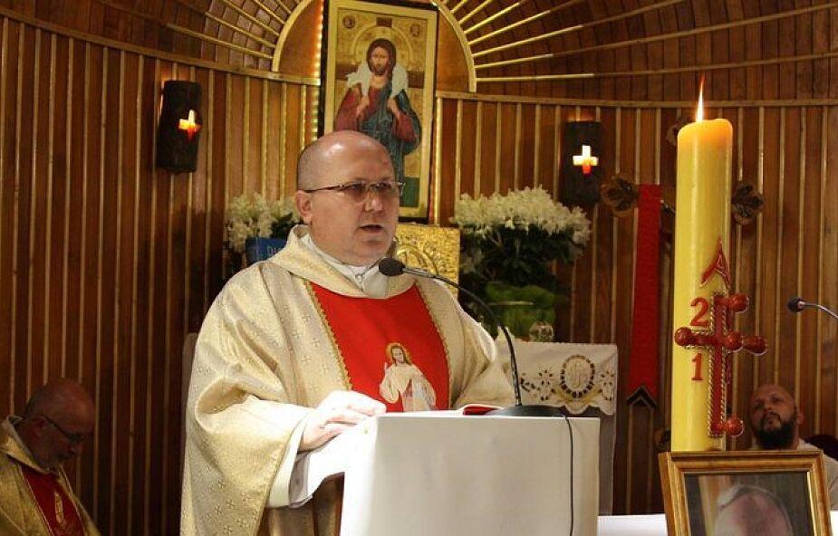 Polski ksiądz został biskupem diecezji w Australii