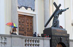 Terlikowski: co powiedziałby Jezus do ludzi na Krakowskim Przedmieściu?