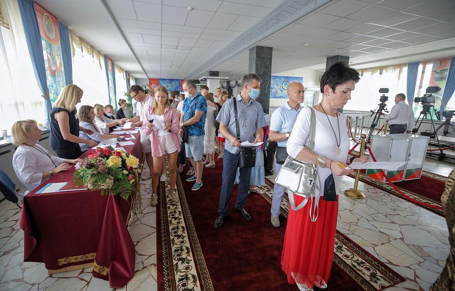 Szefowa KE wezwała władze Białorusi do dokładnego zliczenia głosów