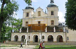 Franciszkański kościół w Kalwarii Pacławskiej bazyliką mniejszą