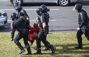 Białoruś: zatrzymany w pierwszy dzień protestów 25-latek zmarł w szpitalu