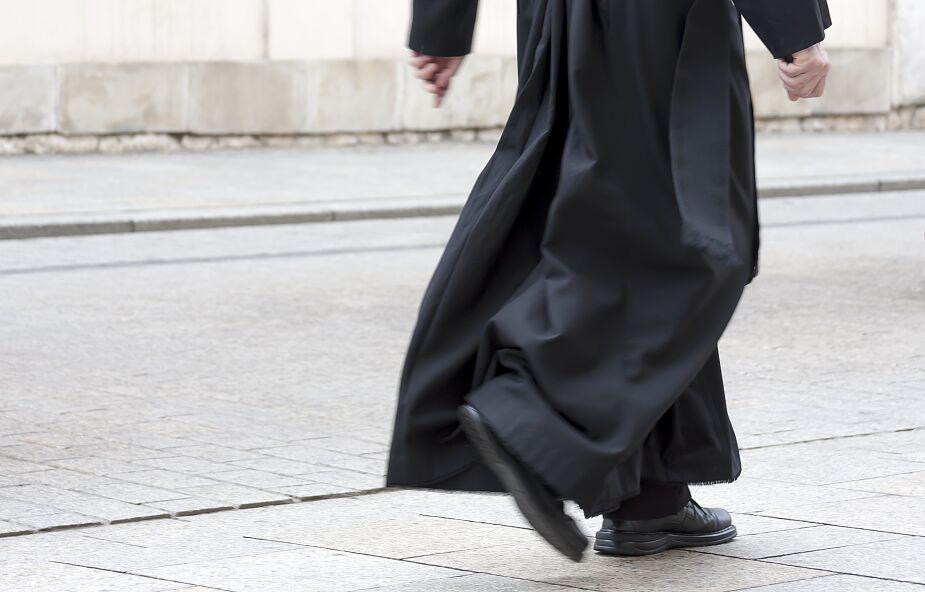 Aresztowano księdza podejrzanego o molestowanie seksualne. Jest reakcja kurii