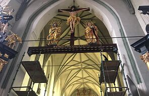 Dominikańska bazylika św. Mikołaja ponownie otwarta po prawie dwóch latach