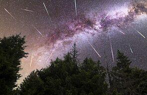 Dzisiaj czeka nas noc spadających gwiazd. Jak obserwować perseidy?