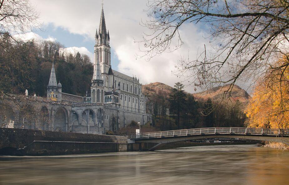 Lourdes przeżywa trudne chwile, brakuje pielgrzymów
