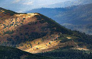Śmierć turysty w masywie Babiej Góry