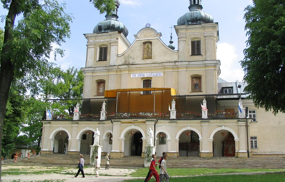 Kalwaria Pacławska: Sanktuarium Męki Pańskiej i Matki Bożej bazyliką mniejszą