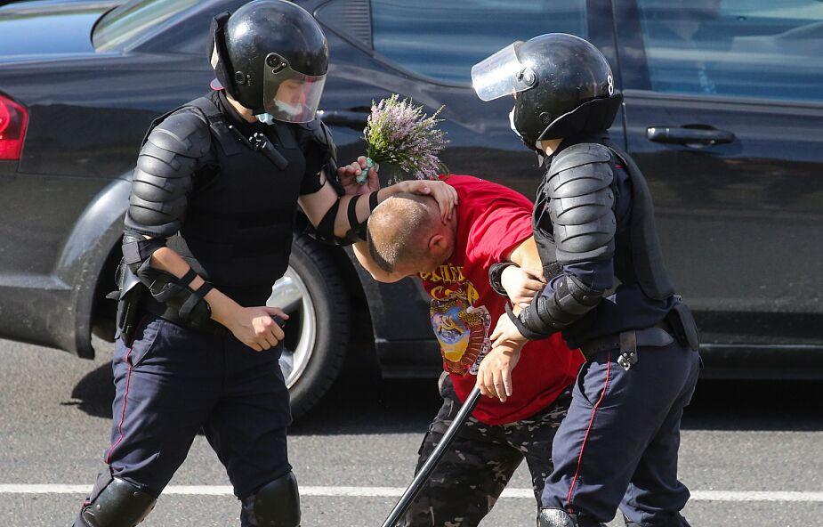 Apel białoruskich biskupów: potępiamy każdy akt przemocy