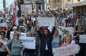 Białoruś: protesty w zakładach państwowych; ludzie na ulicach