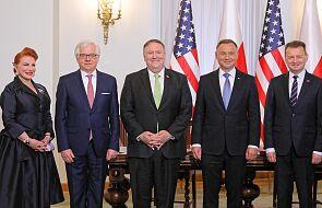 USA / Media: umowa obronna między Polską a USA pozwoli przerzucić żołnierzy z Niemiec