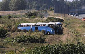 Pomorskie: zakończyła się akcja ratunkowa po wypadku autokaru na A1