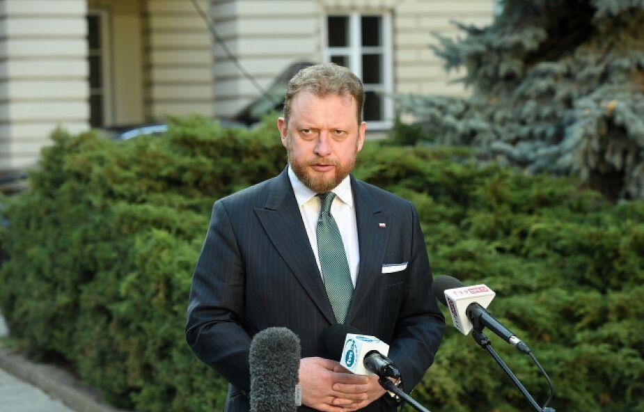 Szumowski: składam dzisiaj rezygnację z funkcji ministra zdrowia