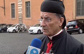 Kard. Raï i papież apelują o zażegnanie kryzysu w Libanie