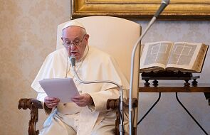 Papież Franciszek przyjął abp. Jagodzińskiego. Jak wyglądało spotkanie?