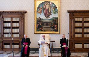 Papież przyjął na audiencji dwóch nuncjuszy apostolskich. Jeden z nich to Polak