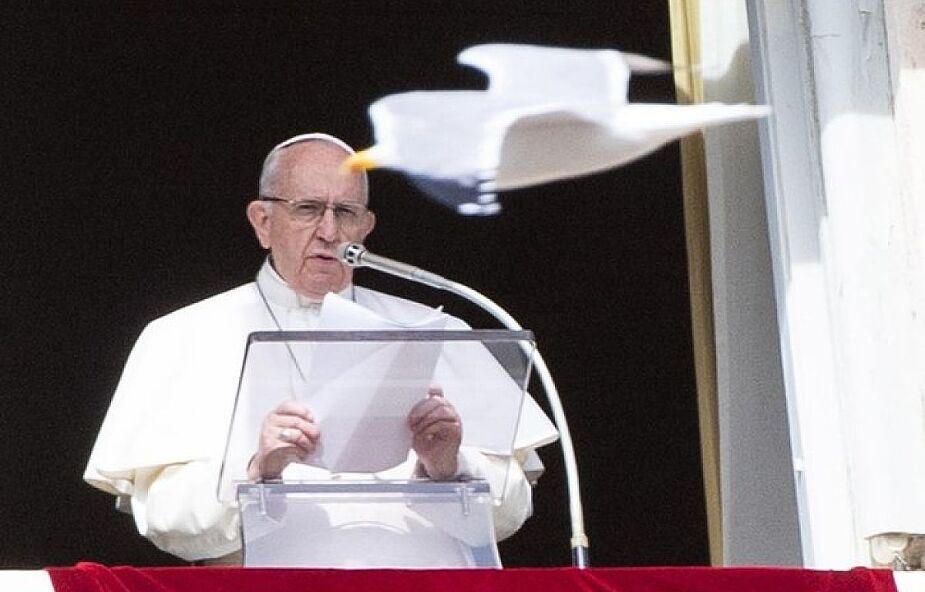 Franciszek o sprzeczności, która rodzi się, gdy przystępujemy do sakramentów, zapominając o bliżnich