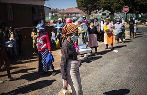 RPA: ponad pół miliona potwierdzonych przypadków Covid-19