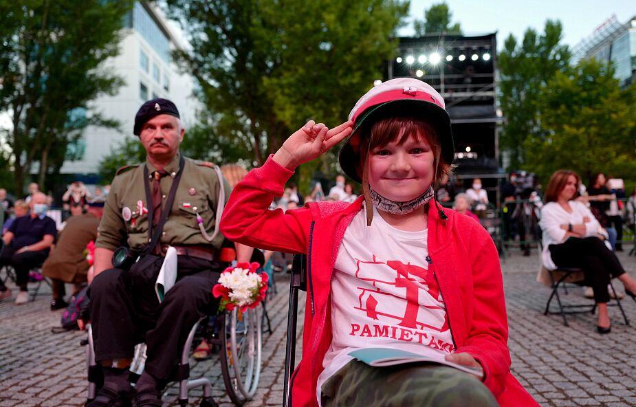 Oświęcim: uczczono bohaterów i ofiary Powstania Warszawskiego