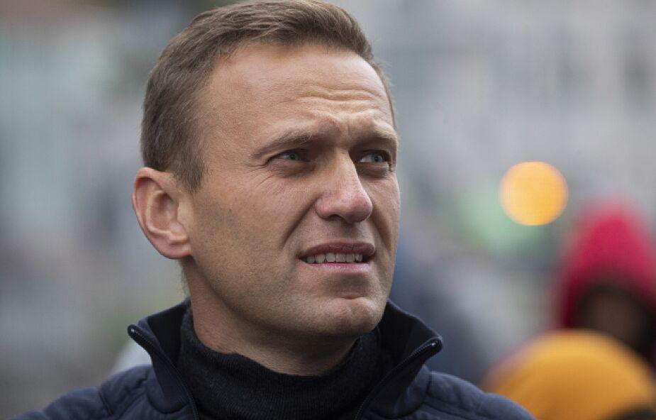 Rosja/ Prokuratura: nie ma podstaw do śledztwa w sprawie próby otrucia Nawalnego