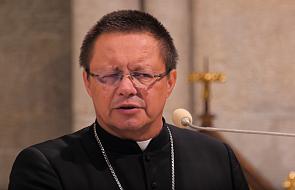Abp Ryś: chrześcijaństwo sprawia, że widzimy rzeczy inaczej