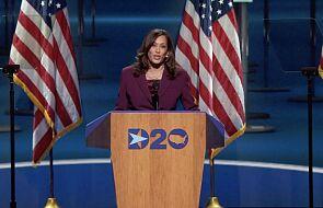 USA: Kamala Harris przyjęła nominację na kandydatkę na wiceprezydenta