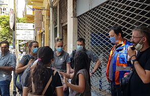 Nieczynne szpitale, rosnąca liczba zakażeń. Ratownicy PCPM z miesięczną misją w Libanie
