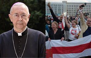 Przewodniczący Episkopatu Polski: wspieram Białoruś wraz z wszystkimi jej pasterzami