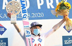 Letnia GP w skokach - triumf Kubackiego, polskie podium w Wiśle
