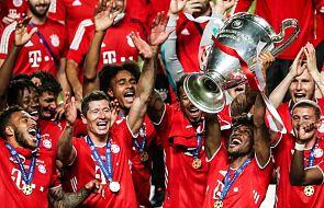Bayern Monachium, z Robertem Lewandowskim w składzie, triumfatorem piłkarskiej Ligi Mistrzów