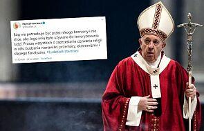 Tweet Franciszka to zerwanie z nauczaniem Jana Pawła II? Wyjaśnia Tomasz Terlikowski