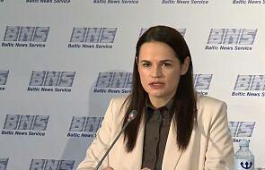 Cichanouska: sprawiedliwy sąd wyda wyroki w sprawie ludobójstwa na Białorusi