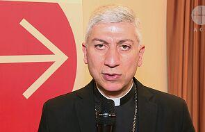Arcybiskup Aleppo: pomóżcie nam pozostać w Syrii