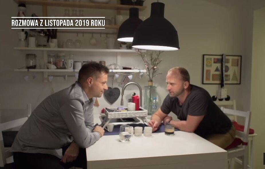 """Borysz Szyc o walce z alkoholizmem: """"Parę razy byłem bliski śmierci"""""""