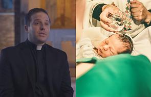 """O co chodzi w sprawie """"księdza bez chrztu""""? Wyjaśnia jezuita"""