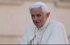 Są nowe informacje o stanie zdrowia Benedykta XVI
