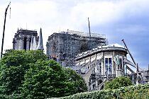 Restauracja zabytkowych organów z Notre Dame potrwa cztery lata