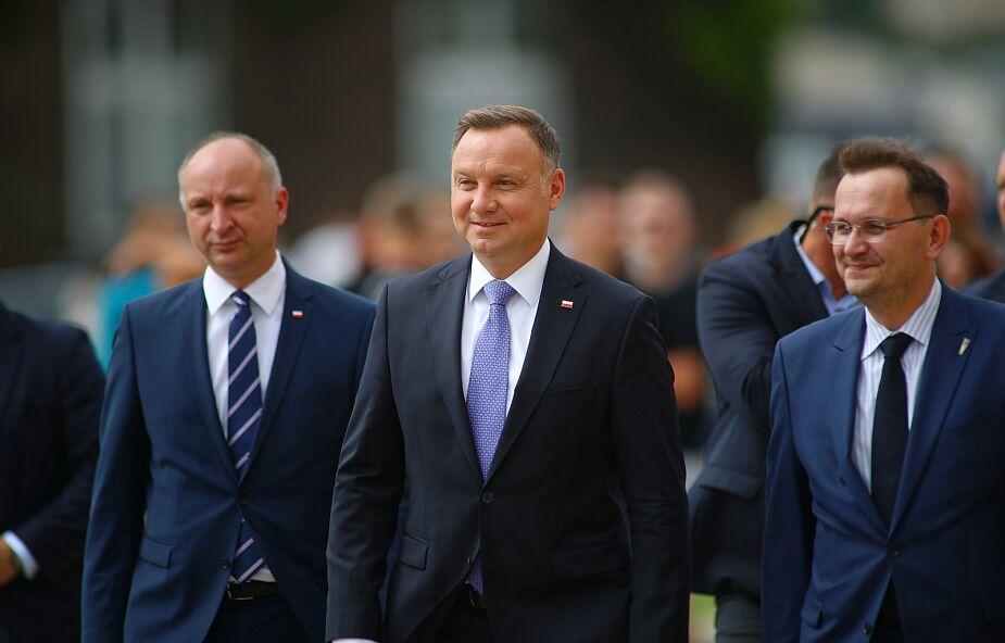 Sąd Najwyższy stwierdził ważność wyboru Andrzeja Dudy na prezydenta