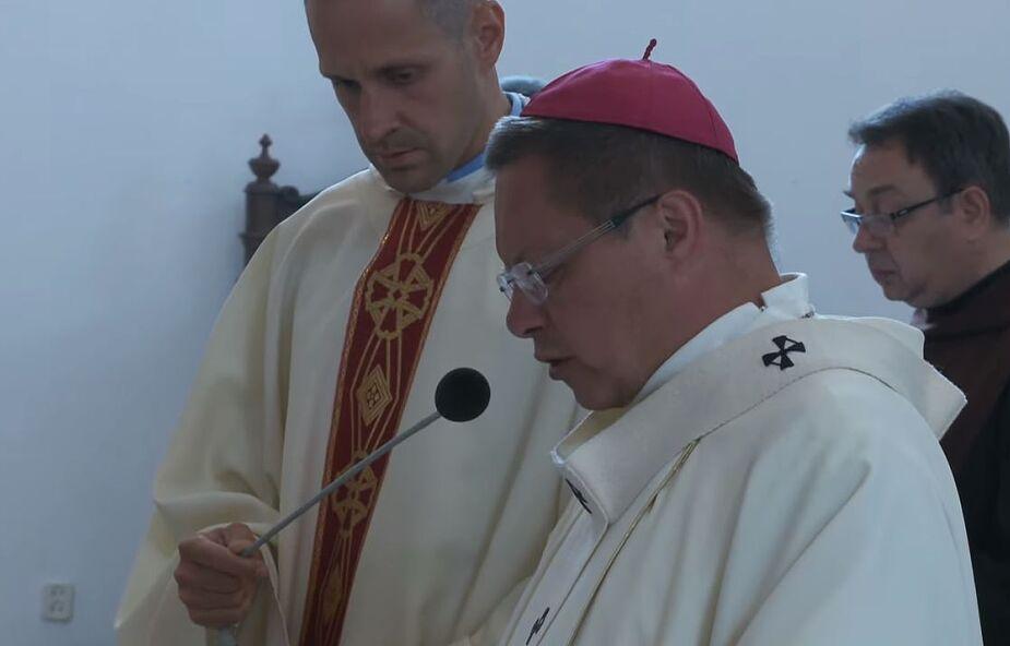 Abp Ryś: chrześcijaństwo nie jest tanią pociechą