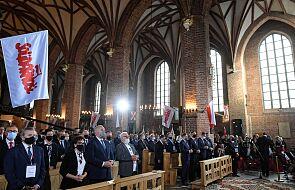 Gdańsk: uroczysta Msza św. w 40. rocznicę Porozumień Sierpniowych
