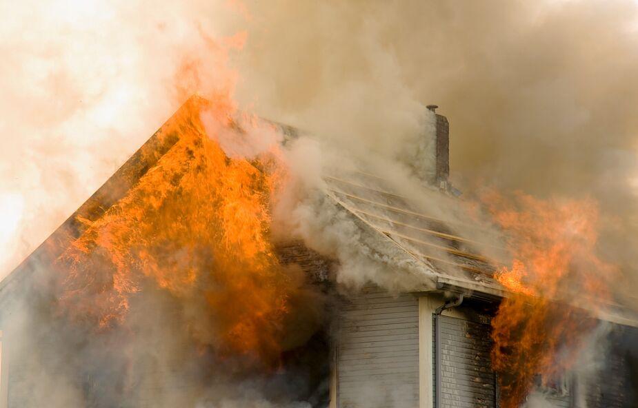 Hiszpania: pożar zabytkowego kościoła