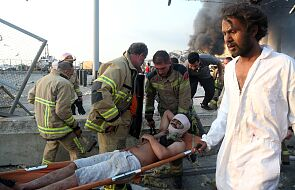 Liban: w wyniku eksplozji w Bejrucie zginęło co najmniej 10 osób; 2700 rannych