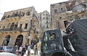 Minister zdrowia w Libanie: 113 osób zginęło w wyniku wtorkowej eksplozji w Bejrucie