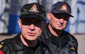 Komendant PSP: w środę polscy strażacy wylatują do Bejrutu; jadą najlepsi z najlepszych