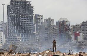 Liban: świat spieszy z pomocą zniszczonemu Bejrutowi, koniec międzynarodowej izolacji kraju