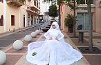 Sekunda, która zmieniła wszystko. Wybuch w Bejrucie zaskoczył pannę młodą na sesji ślubnej
