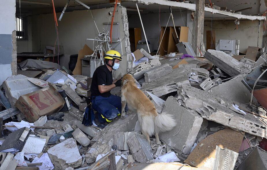 Kampania solidarności całego świata na rzecz spustoszonego Bejrutu