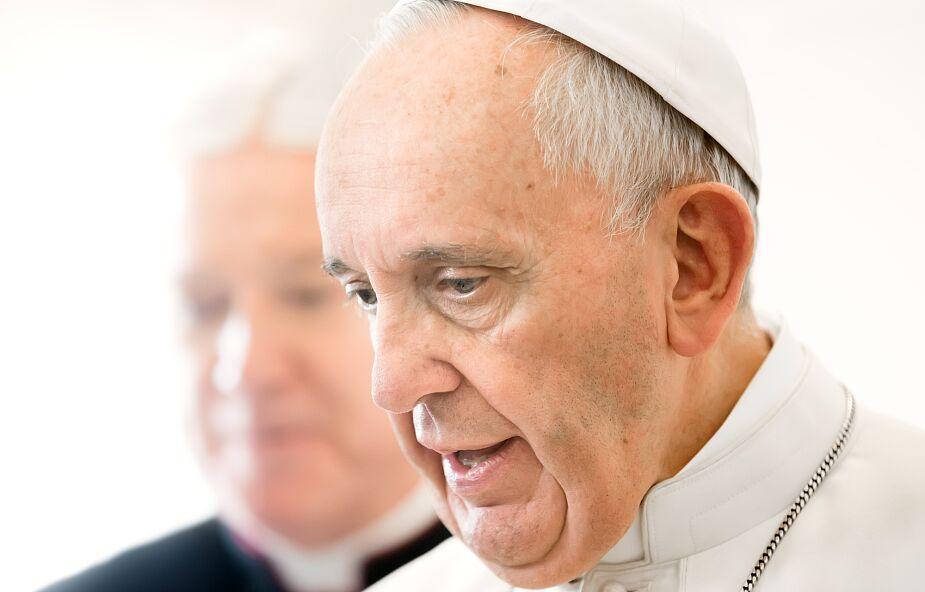 Papież Franciszek przekazał 250 tys. euro na pomoc dla Libanu