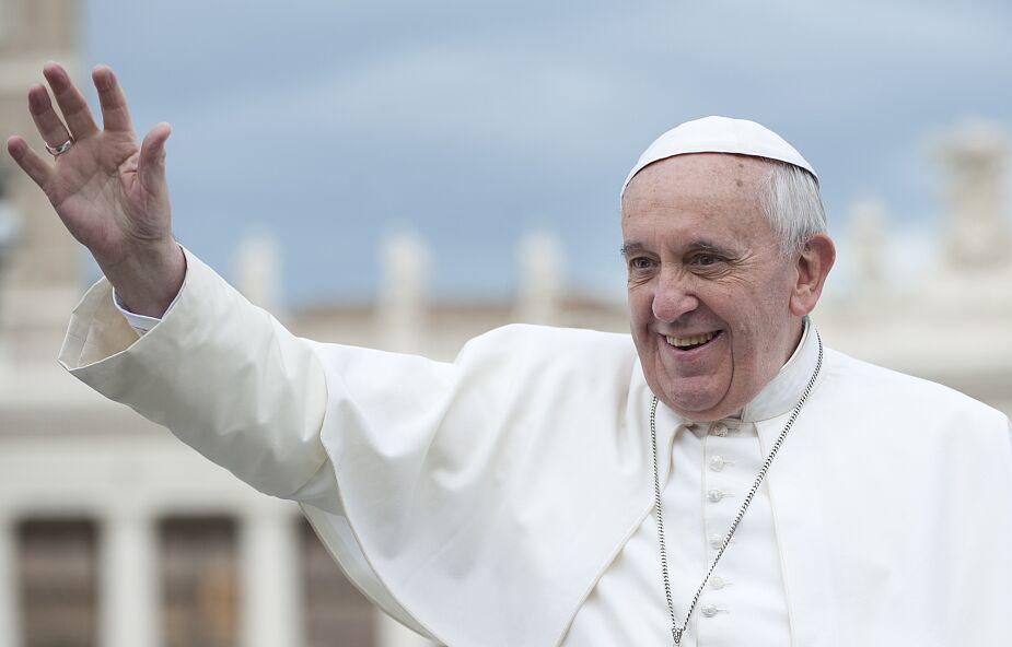 Papież: radość bycia z Panem przyciąga i jest zaraźliwa